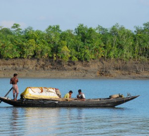 "Sundarban<br><span class=""cc-link"">Autor: Sayamindu Dasgupta</span>"