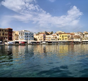 "Chania, drugie co do wielkości miasto Krety<br><span class=""cc-link""><a href=""http://www.flickr.com/photos/atlih/4768633349/"" target=""_blank"">Autor:Atli Hararson</a><a href='http://creativecommons.org/licences/by-nd/3.0'> <img class=""cc-icon"" src=""mods/_img/cc_by_nd-small.png""></a></a></span>"