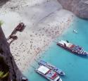 <span class='dscr'>Plaża Navagio na wyspie Zakynthos</span>&lt;br&gt;&lt;span class=&quot;cc-link&quot;&gt;&lt;a href=&quot;http://www.flickr.com/photos/panayotis/86811625/&quot; target=&quot;_blank&quot;&gt;Autor:Panayotis&lt;/a&gt;&lt;a href=&#039;http://creativecommons.org/licences/by-sa/3.0&#039;&gt;&amp;nbsp;&lt;img class=&quot;cc-icon&quot; src=&quot;mods/_img/cc_by_sa-small.png&quot;&gt;&lt;/a&gt;&lt;/a&gt;&lt;/span&gt;