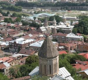 "Tbilisi<br><span class=""cc-link"">Autor: Jan Ignacy Czempiński</span>"