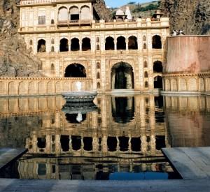 Jaipur - Świątynia Małp