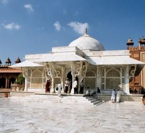 Czerwony Fort - Agra