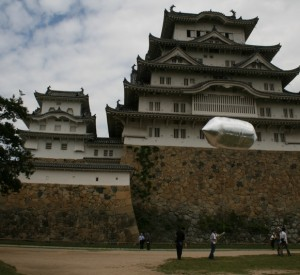 Pałac Himeji