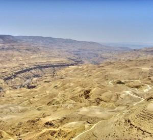 """Wadi- al- Mudżib<br><span class=""""cc-link"""">Autor: Effi Schweizer</span>"""