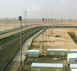 "Tor Losail w Katarze<br><span class=""cc-link"">Autor: Adam Romańczuk</span>"
