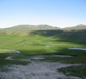 "Park Narodowy Sehlabathebe<br><span class=""cc-link"">Autor: Luke N. Vargas</span>"