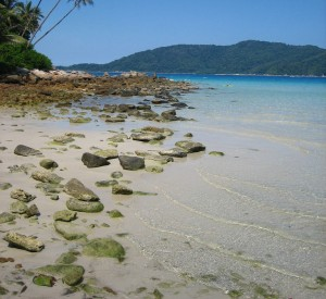 "Perhentian Kecil<br><span class=""cc-link""><a href=""http://www.flickr.com/photos/georgio/31783554/"" target=""_blank"">Autor:Georgio</a><a href='http://creativecommons.org/licences/by/3.0'>&nbsp;<img class=""cc-icon"" src=""mods/_img/cc_by-small.png""></a></a></span>"