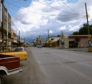 przedmieścia Monterrey