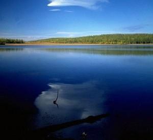 "Jezioro Chubsuguł<br><span class=""cc-link"">Autor: Damiano Luchetti</span>"