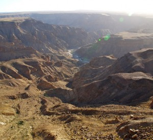 "Fish River Canyon<br><span class=""cc-link"">Autor: Martijn.Muneke</span>"
