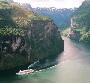Geirangerfjord - jeden z najpiękniejszych fiordów