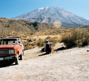 Wulkan El Misti 5822m.n.p.m.