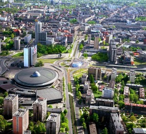 """Katowice<br><span class=""""cc-link""""><a href=""""http://commons.wikimedia.org/wiki/File:Katowice.jpg"""" target=""""_blank"""">Autor:Umkatowice</a><a href='http://creativecommons.org/licences/by-sa/3.0'><img class=""""cc-icon"""" src=""""mods/_img/cc_by_sa-small.png""""></a></a></span>"""