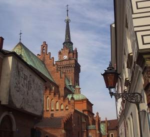 """Bazylika Katedralna w Tarnowie<br><span class=""""cc-link"""">Autor: Vudu</span>"""