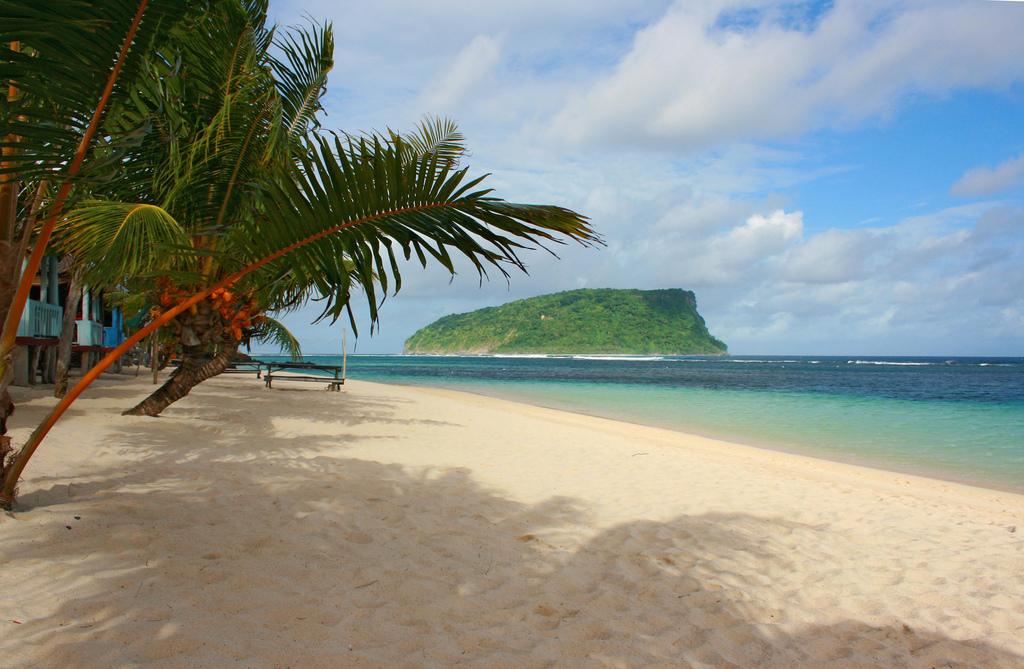 Lalomanu Samoa  city photos gallery : Plaża Lalomanu Autor:NeilsPhotography
