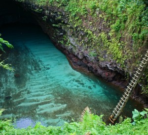 """Lasy Samoa kryją w sobie dziesiątki takich malowniczych, rajskich zakątków<br><span class=""""cc-link""""><a href=""""http://www.flickr.com/photos/neilspicys/2349729554/sizes/l/in/photostream/"""" target=""""_blank"""">Autor:NeilsPhotopgraphy</a><a href='http://creativecommons.org/licences/by/3.0'>&nbsp;<img class=""""cc-icon"""" src=""""mods/_img/cc_by-small.png""""></a></a></span>"""