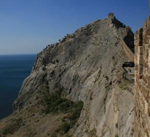 Twierdza Genueńska w Sudaku - Krym