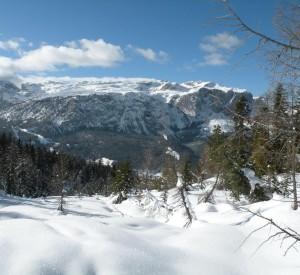 """Dolomity zimą<br><span class=""""cc-link"""">Autor: Jan Ignacy Czempiński</span>"""