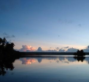 "Jezioro Tegano<br><span class=""cc-link"">Autor: Phenns</span>"